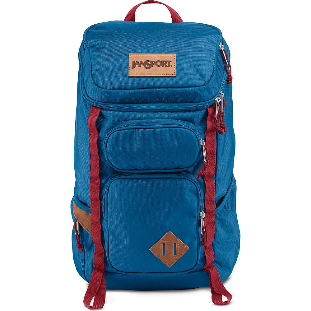 JanSport Night Owl Laptop Backpack Midnight Sky - JanSport Laptop Backpacks - Backpacks, Laptop Backpacks