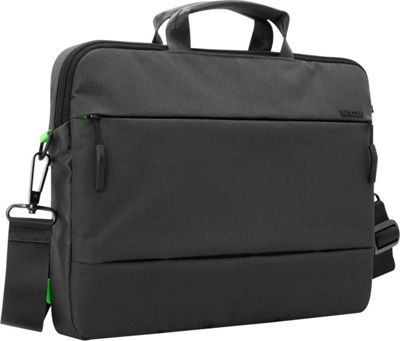 Incase City Collection 13 inch Brief Black - Incase Non-Wheeled Business Cases