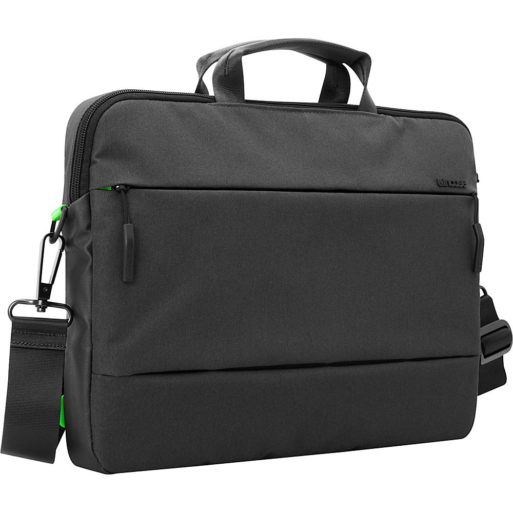 Incase City Collection 13 Brief Black Incase Non Wheeled Business Cases