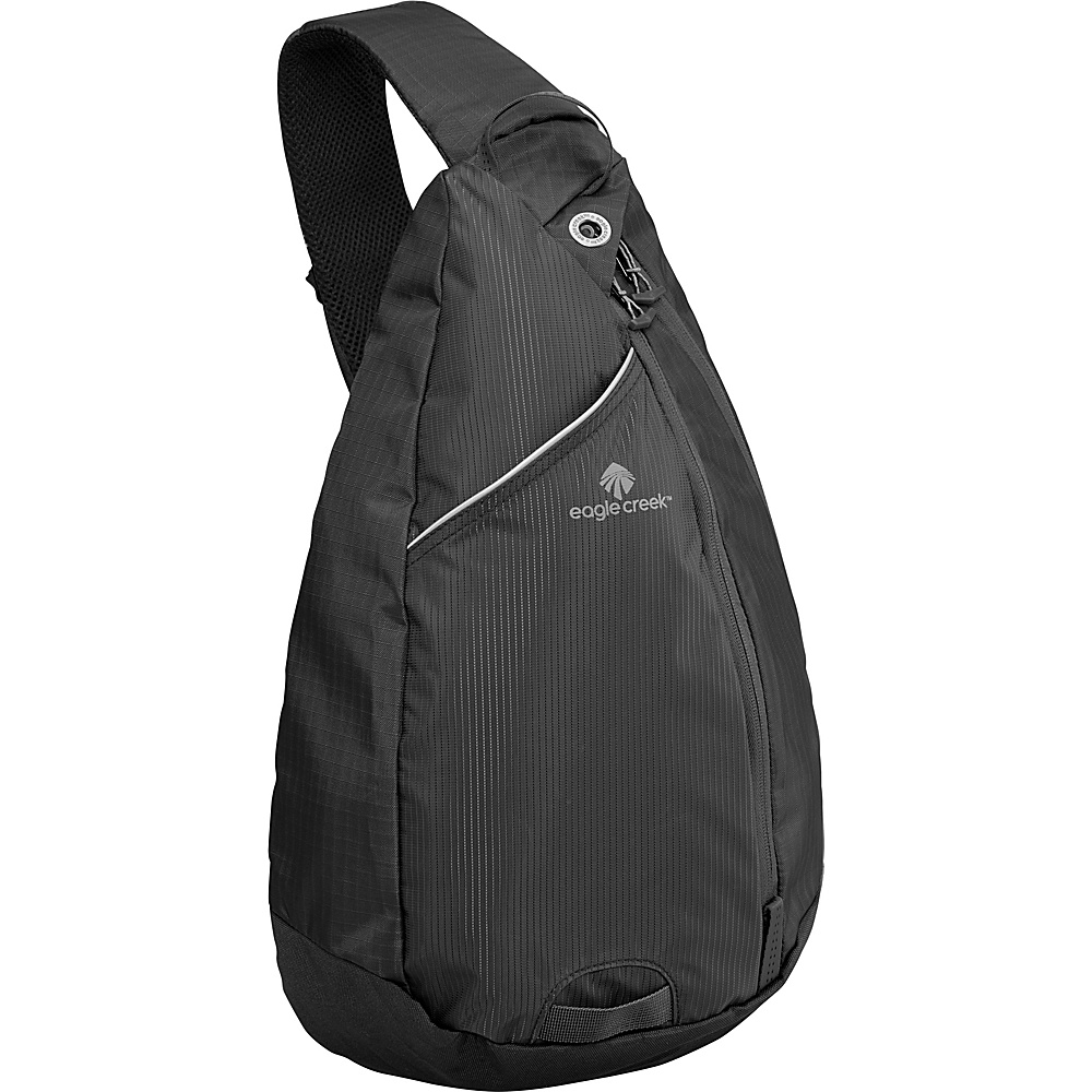 Eagle Creek Tablet Sling Daypack RFID Black - Eagle Creek Slings - Backpacks, Slings