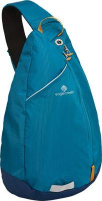 Eagle Creek Tablet Sling Daypack RFID Celestial Blue - Eagle Creek Slings
