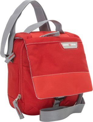 SwissGear Travel Gear Mini Flap Bag Red - SwissGear Travel Gear Other Men's Bags