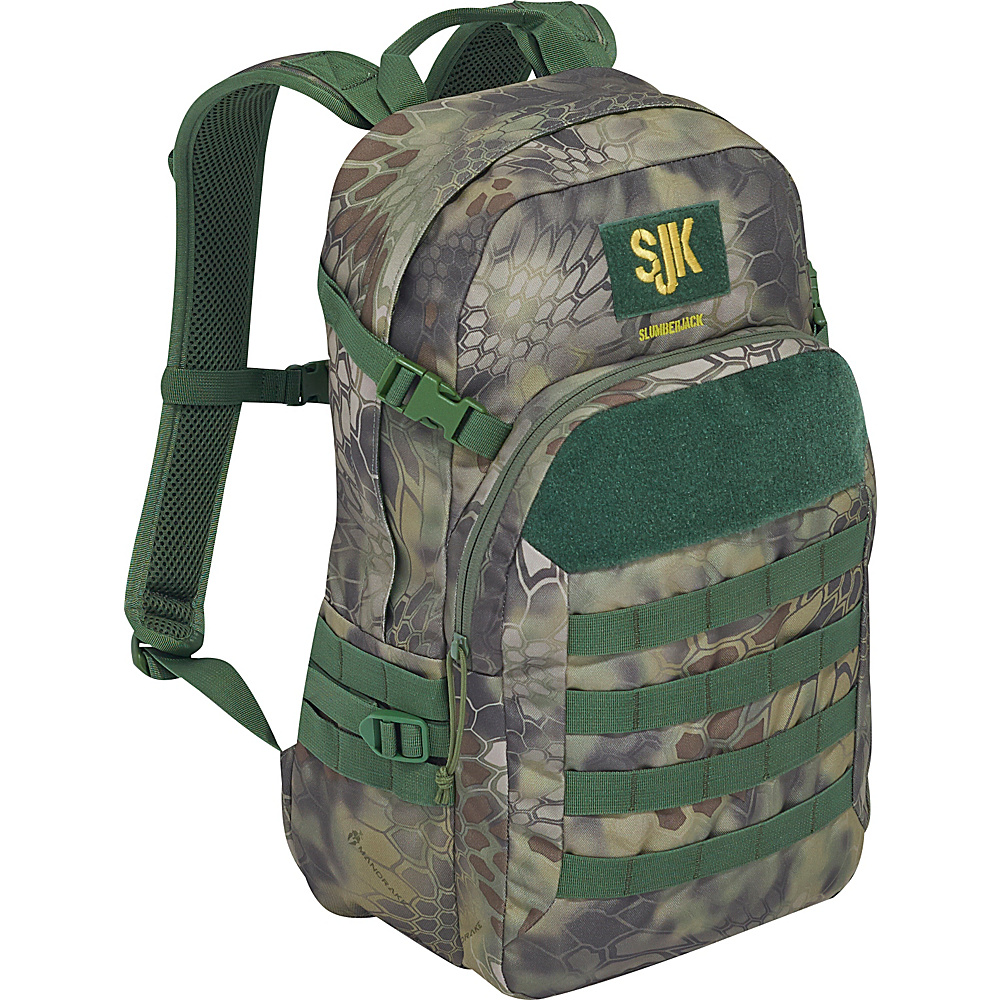 Slumberjack Spoor Hiking Backpack Mandrake Slumberjack Day Hiking Backpacks