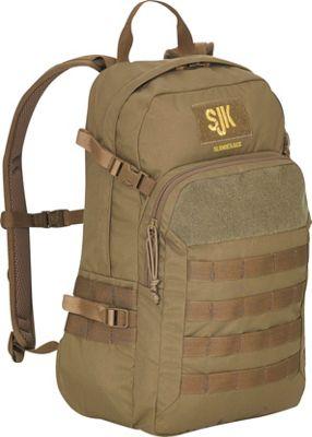 Slumberjack Spoor Hiking Backpack Coyote Brown - Slumberjack Day Hiking Backpacks