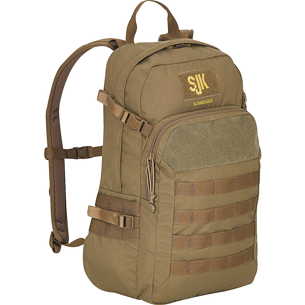 Slumberjack Spoor Hiking Backpack Coyote Brown Slumberjack Day Hiking Backpacks