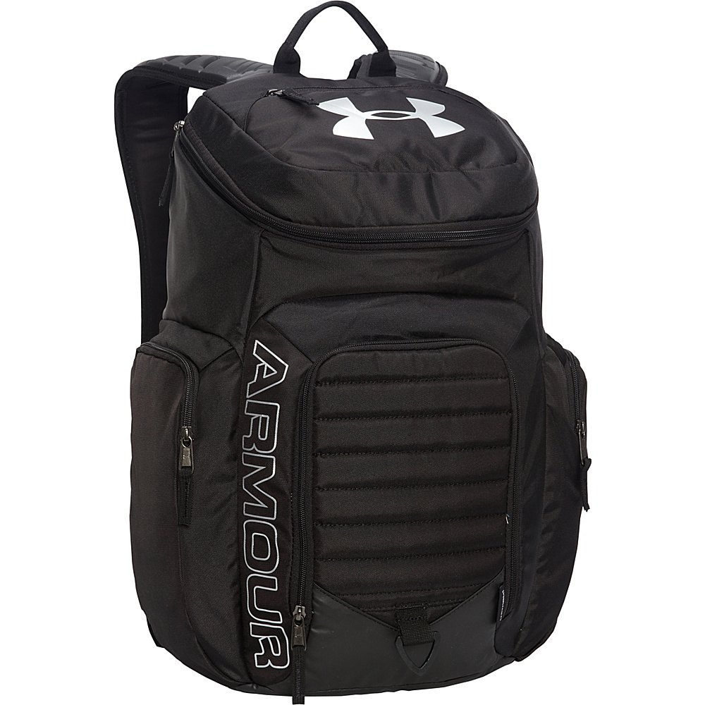 Under Armour Undeniable Backpack II Black/Black/Silver - Under Armour School & Day Hiking Backpacks