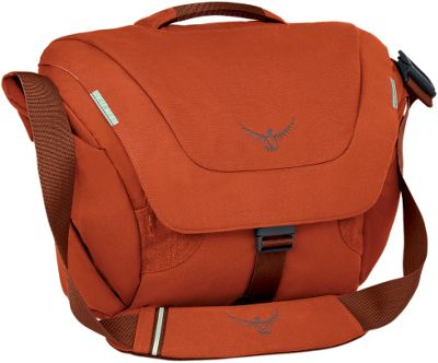 Osprey FlapJack Courier Burnt Orange - Osprey Messenger Bags