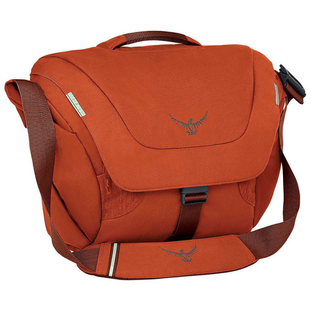 Osprey FlapJack Courier Burnt Orange - Osprey Messenger Bags - Work Bags & Briefcases, Messenger Bags