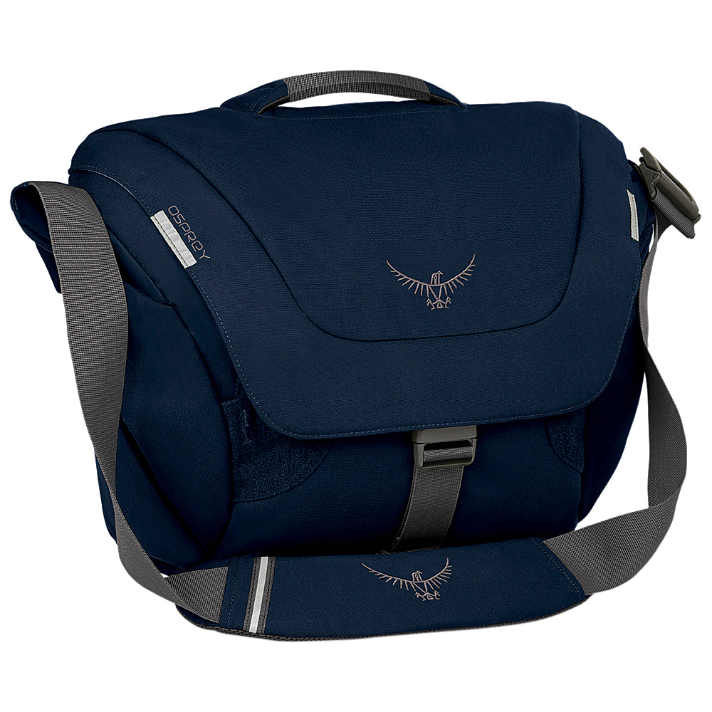 Osprey FlapJack Courier Twilight - Osprey Messenger Bags - Work Bags & Briefcases, Messenger Bags