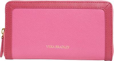 Vera Bradley Georgia Wallet Rouge - Vera Bradley Ladies Small Wallets
