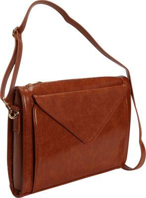 Hang Accessories iPad Crossbody Bag Cognac - Hang Accessories Other Men's Bags