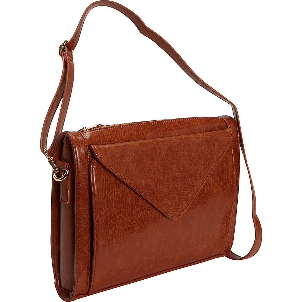 Hang Accessories iPad Crossbody Bag Cognac - Hang Accessories Other Men's Bags
