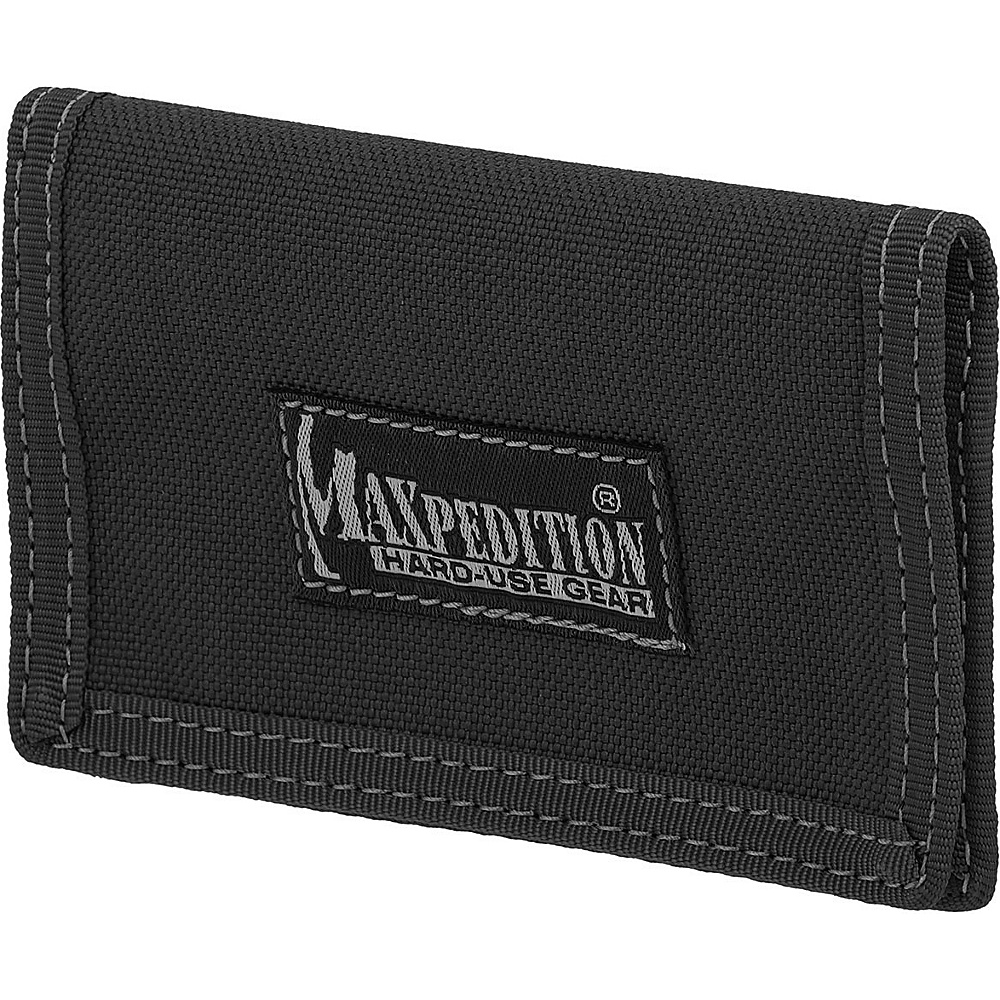 Maxpedition MICRO Wallet Black Maxpedition Men s Wallets