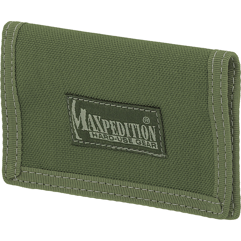 Maxpedition MICRO Wallet Green Maxpedition Men s Wallets