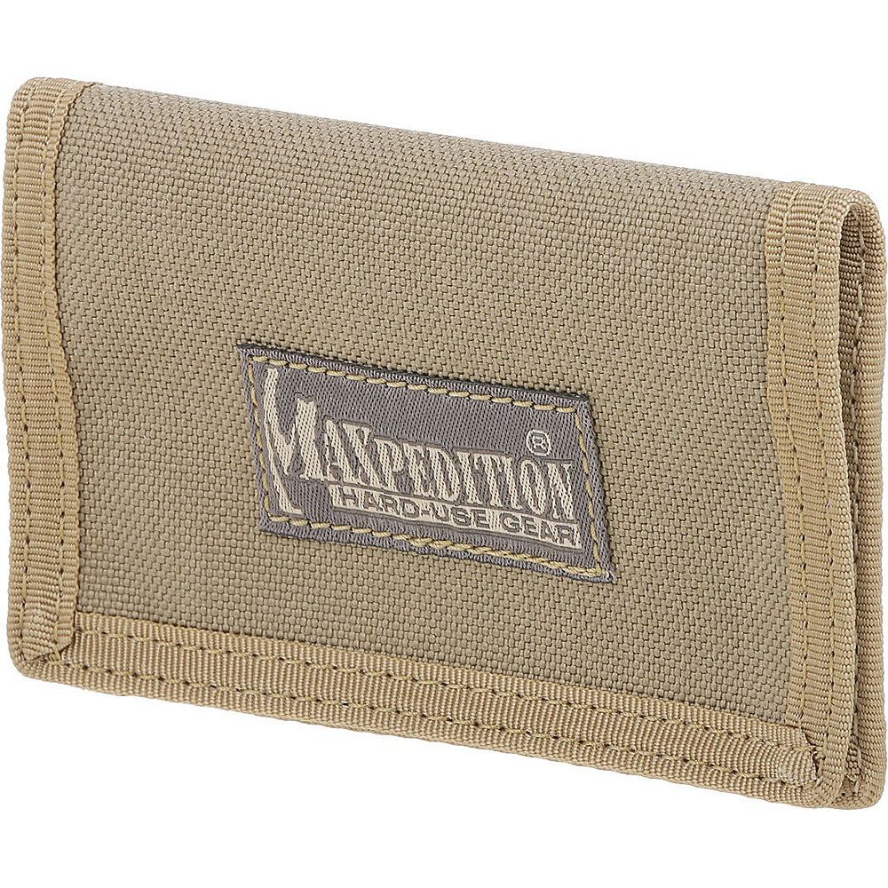 Maxpedition MICRO Wallet Khaki Maxpedition Men s Wallets