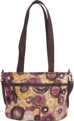 Donna Sharp Jenna Bag Expression - Donna Sharp Fabric Han...