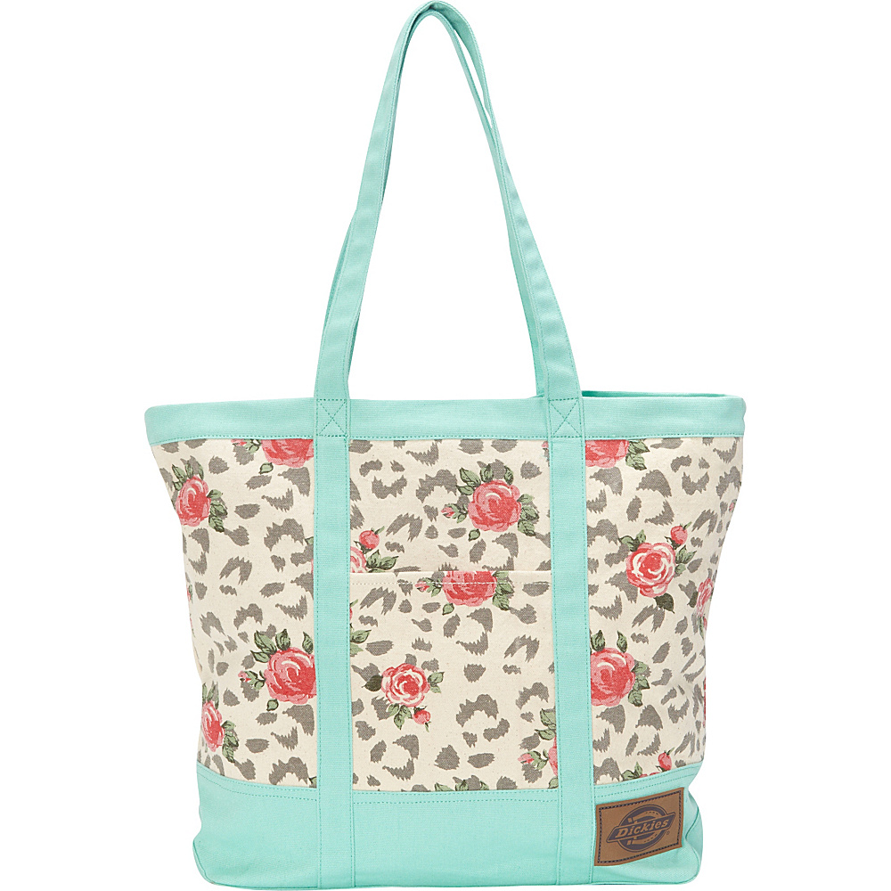 Dickies Tote Cheetah Roses Dickies All Purpose Totes