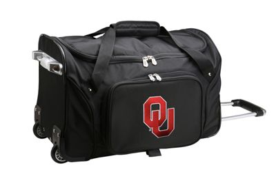 Denco Sports Luggage NCAA Oklahoma Sooners  22