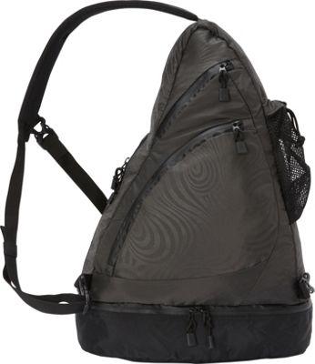 Image of AmeriBag Great Outdoors Tech Bag Caviar - AmeriBag Fabric Handbags