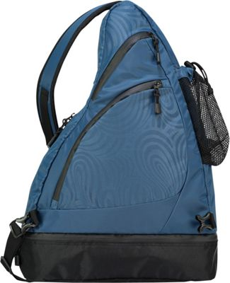 AmeriBag Great Outdoors Tech Bag Atlantic Blue - AmeriBag Fabric Handbags