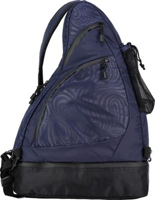 AmeriBag Great Outdoors Tech Bag Indigo - AmeriBag Fabric Handbags