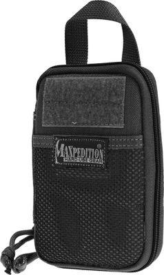 Maxpedition Mini Pocket Organizer Black - Maxpedition Travel Organizers