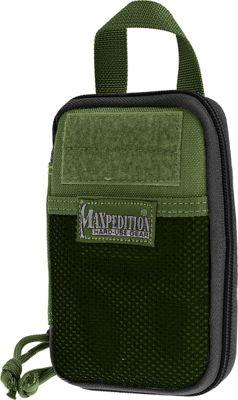Maxpedition Mini Pocket Organizer Green - Maxpedition Travel Organizers