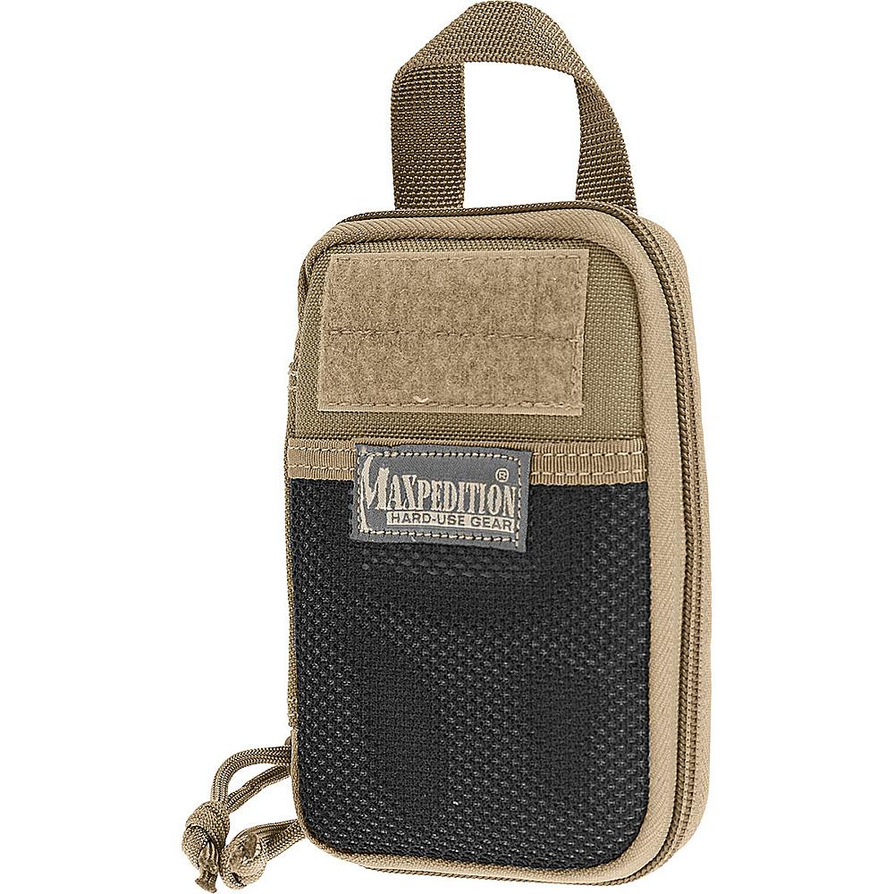 Maxpedition Mini Pocket Organizer Khaki Maxpedition Travel Organizers
