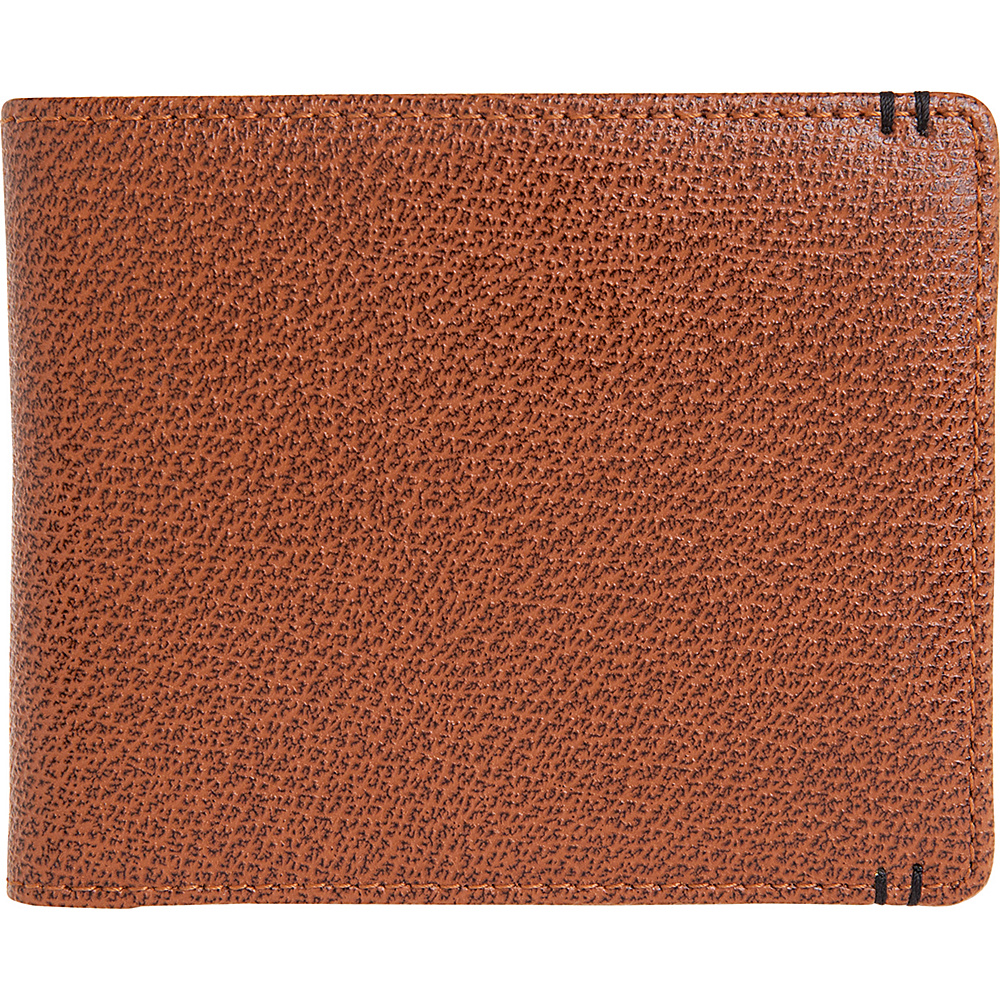 Lodis Stephanie Classic Billfold with RFID Protection Chestnut Lodis Men s Wallets