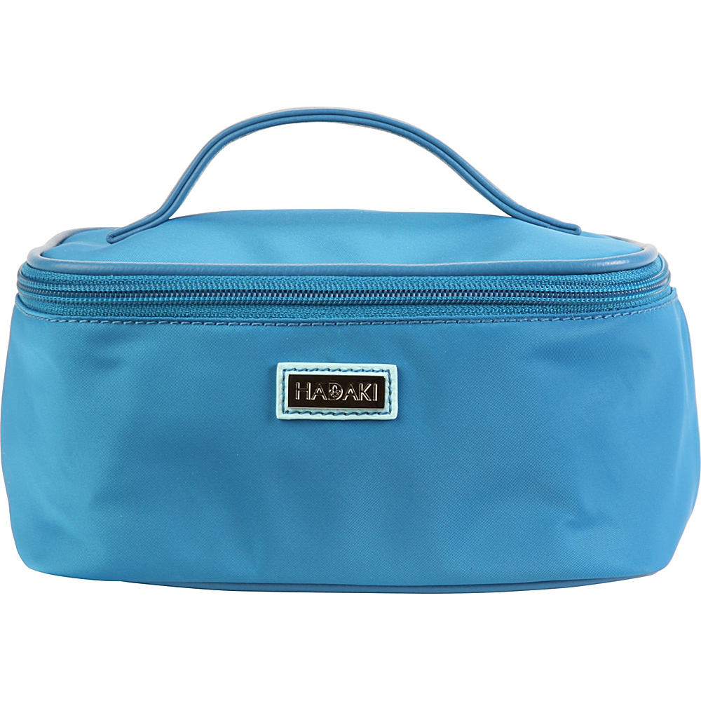 Hadaki Train Case Ocean Solid - Hadaki Travel Organizers - Travel Accessories, Travel Organizers