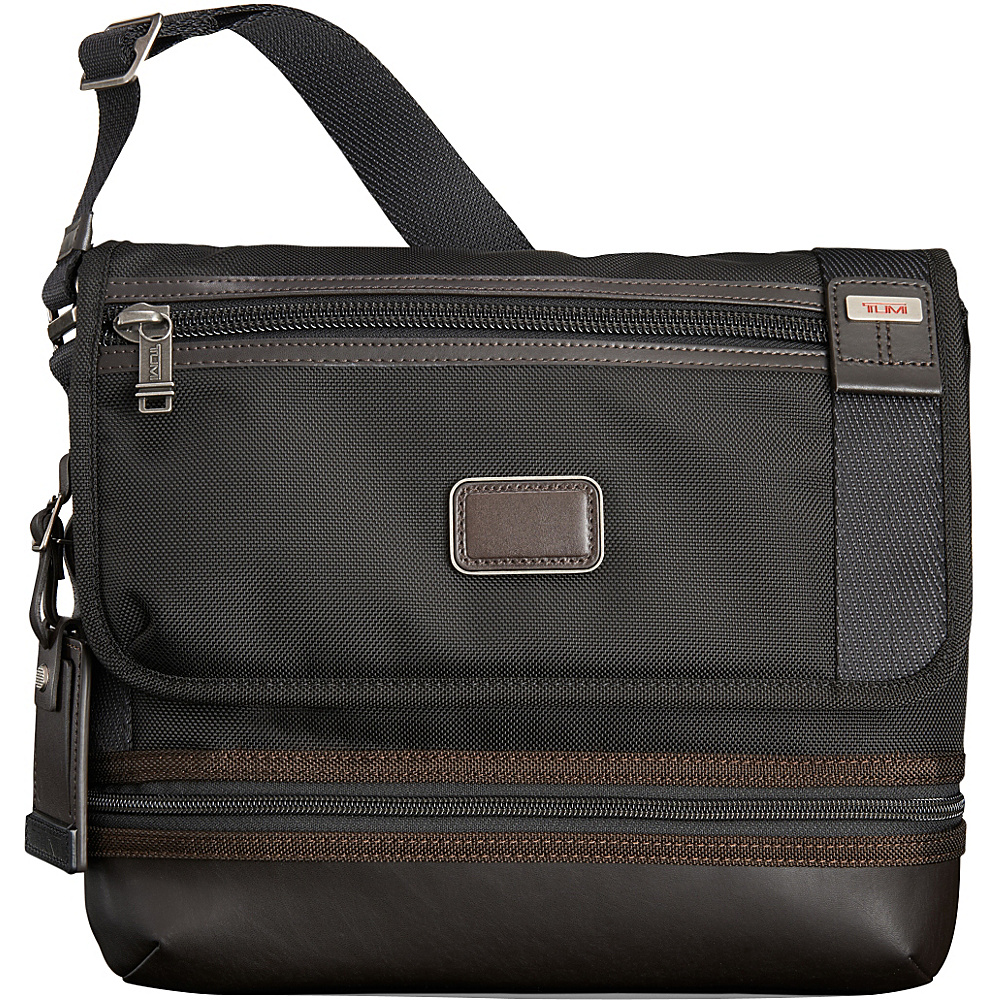 Tumi Hickory Alpha Bravo Beale Crossbody Bag