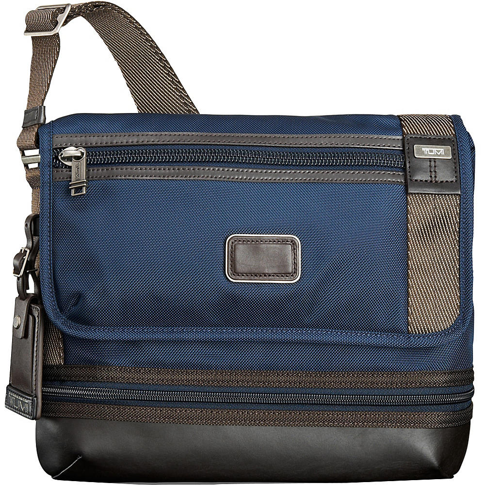 Tumi Alpha Bravo Beale Cross body Navy Tumi Other Men s Bags