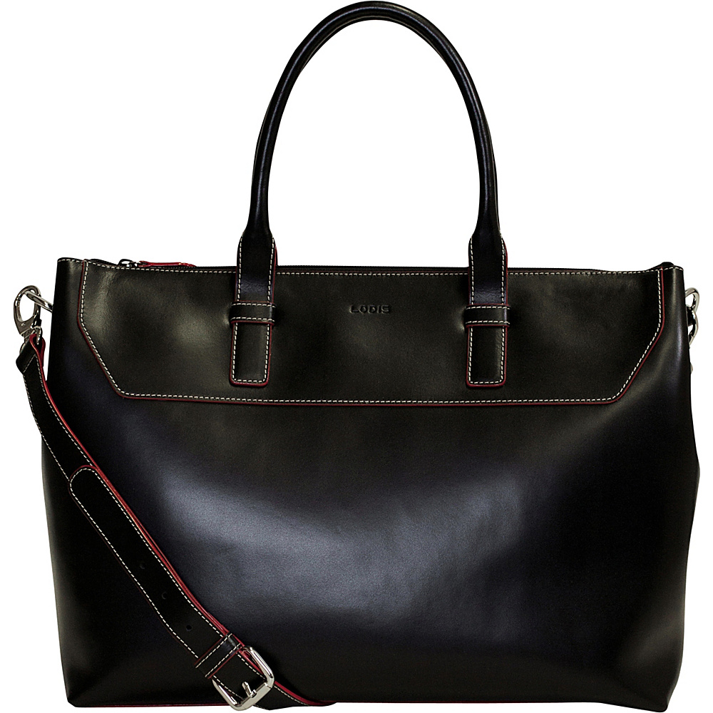 Lodis Audrey Wilhelmina Satchel Black Lodis Women s Business Bags