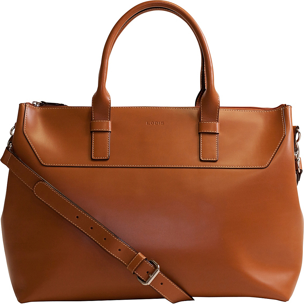 Lodis Audrey Wilhelmina Satchel Toffee Lodis Women s Business Bags