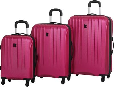 it luggage Air 360 3PC Luggage Set - Exclusive Vivacious - it luggage Luggage Sets