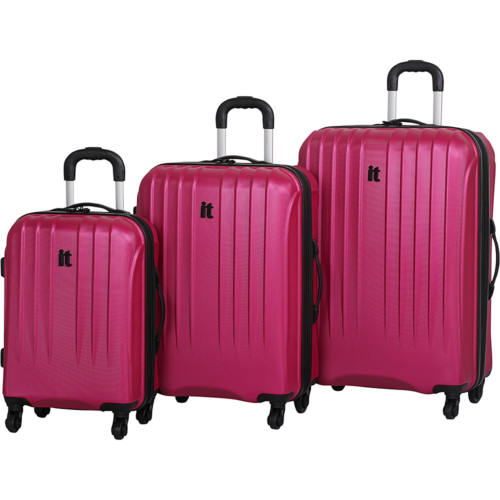 it luggage Air 360 3PC Luggage Set Exclusive Vivacious it luggage Luggage Sets