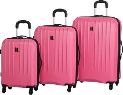 Pink Rolling Luggage and Suitcases - eBags.com