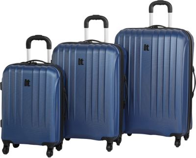 it luggage Air 360 3PC Luggage Set - Exclusive Poseidon - it luggage Luggage Sets