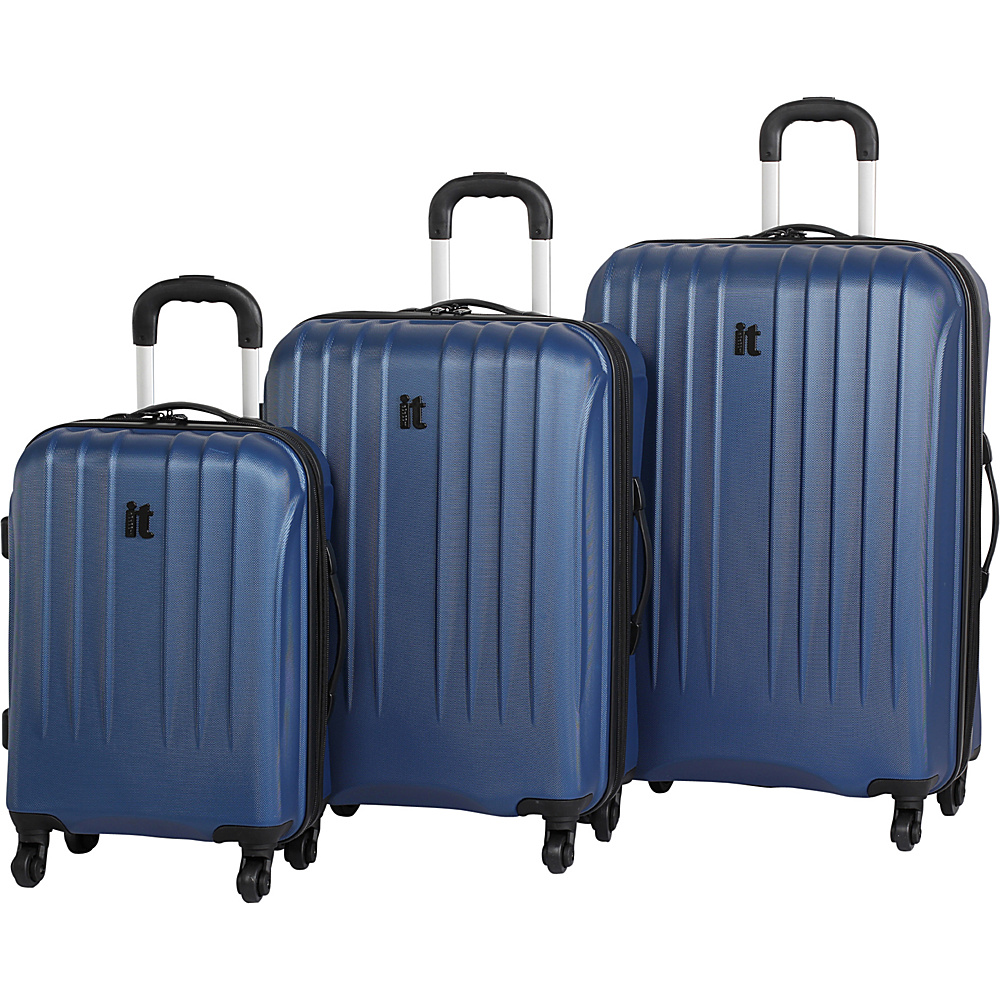 it luggage Air 360 3PC Luggage Set Exclusive Poseidon it luggage Luggage Sets