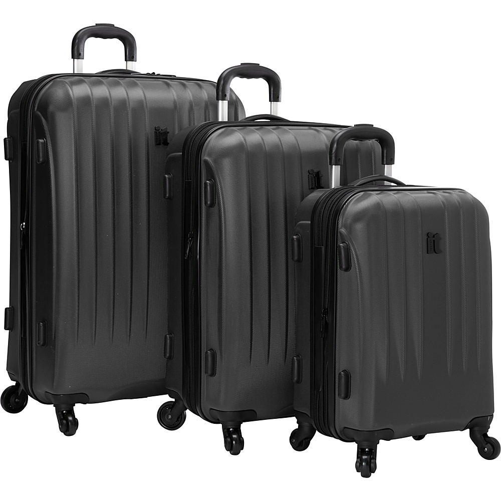 it luggage Air 360 3PC Luggage Set Exclusive Moonless Night it luggage Luggage Sets