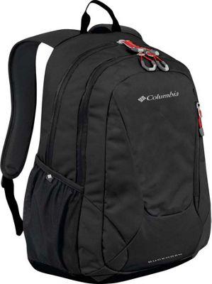 Columbia Sportswear Buckhorn Day Pack Black - Columbia Sportswear Business & Laptop Backpacks