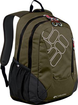Columbia Sportswear Buckhorn Day Pack Peatmoss - Columbia Sportswear Business & Laptop Backpacks
