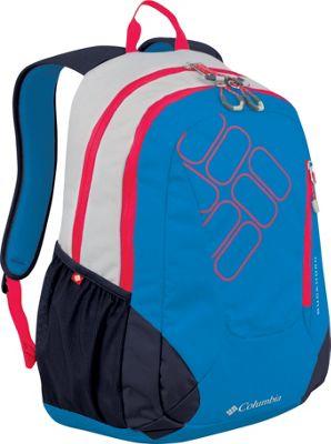 Columbia Sportswear Buckhorn Day Pack Compass Blue - Columbia Sportswear Business & Laptop Backpacks