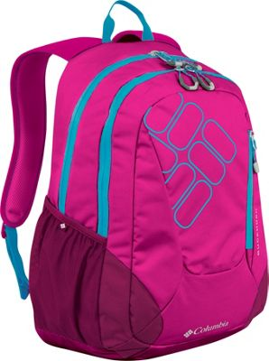 Columbia Sportswear Columbia Sportswear Buckhorn Day Pack Groovy Pink - Columbia Sportswear Business & Laptop Backpacks
