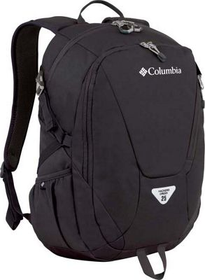 Columbia Sportswear Columbia Sportswear Hackers Creek Day Pack Black - Columbia Sportswear Laptop Backpacks