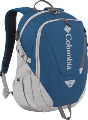 Columbia Sportswear Hackers Creek Day Pack Dark Compass - Columbia Sportswear Laptop Backpacks