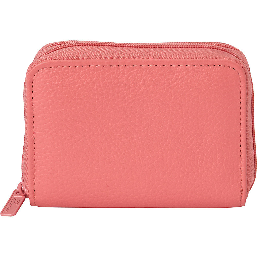 Buxton Pik-Me-Up Wizard Wallet - Exclusive Colors Sugar Coral - Buxton Womens Wallets - Women's SLG, Women's Wallets