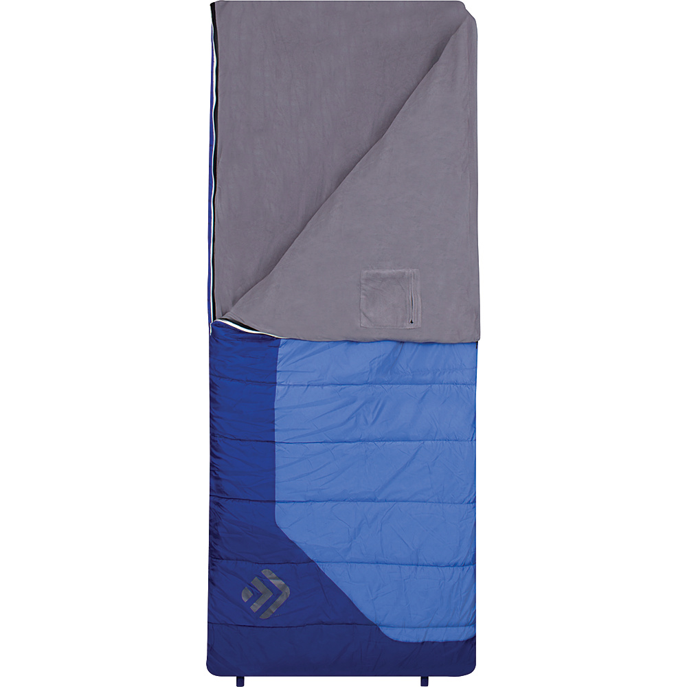 Outdoor Products Women's Modular System Sleeping Bag Ultramarine - Outdoor Products Outdoor Accessories