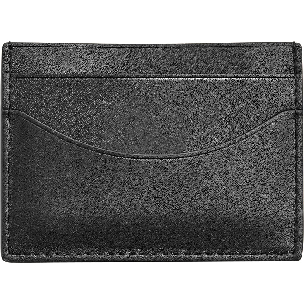 Skagen Torben Card Case Black Skagen Men s Wallets