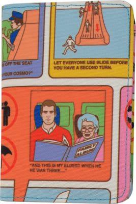 Flight 001 Safety Passport Holder Multi - Flight 001 Travel Wallets
